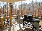grilling area back porch