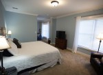 master bedroom to den