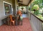 384 porch table
