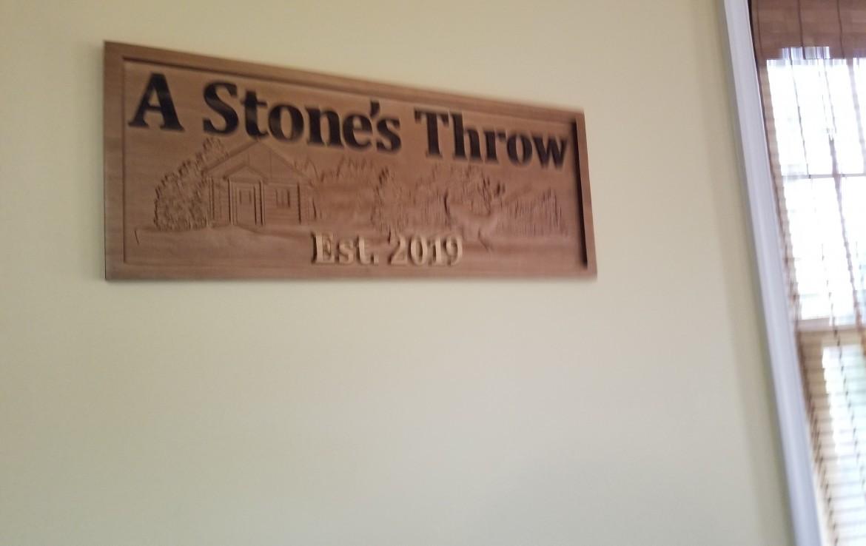 545 A Stone's Throw