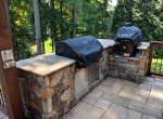 Smoker and Grill